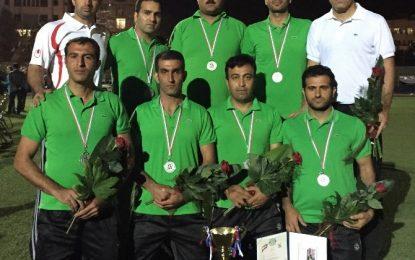 یازدهمین المپیاد عملیاتی ورزشی لیگ دسته یک آتش نشانان کشور با حضور جوان اسرمی