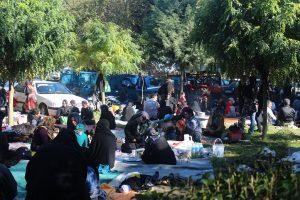 مراسم شکرگزاری(سیدحمزه بازار) در اسرم برگزار می شود!