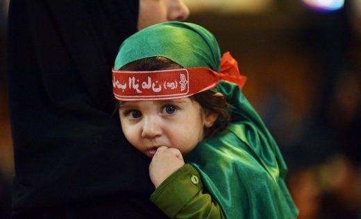 همایش شیرخوارگان حسینی در اسرم برگزار می گردد!!!