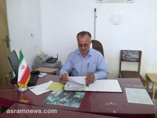 انتصاب مجدد آقای یزدان پناه به عنوان دهیار اسرم
